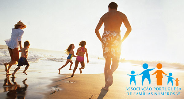 Parceria 'Associação Portuguesa de Famílias Numerosas'