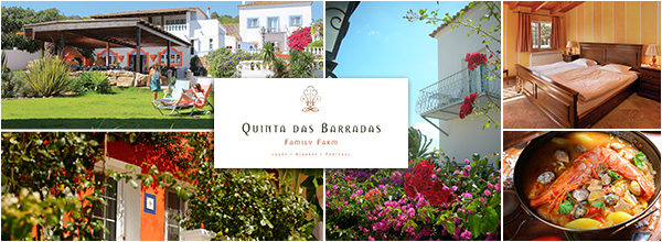 Quinta das Barradas, o lado rural do Algarve!