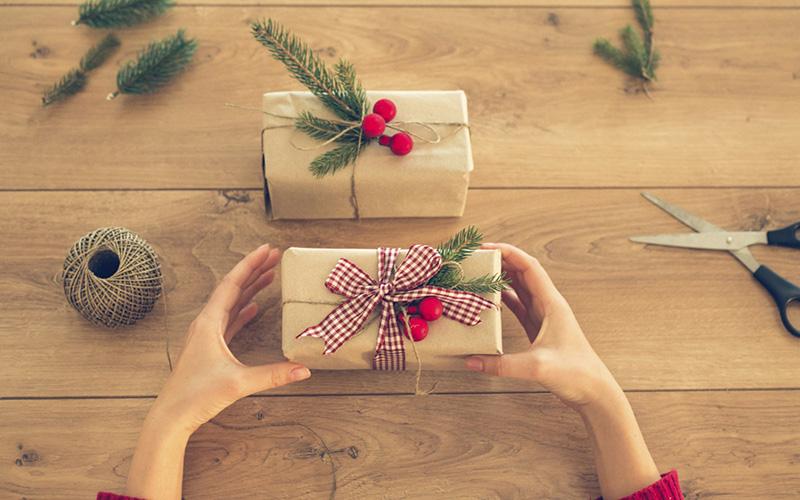 Famílias, criatividade e reutilização, juntos no Natal!