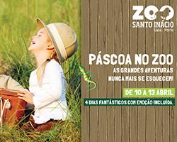 Férias da Páscoa – Zoo de Santo Inácio