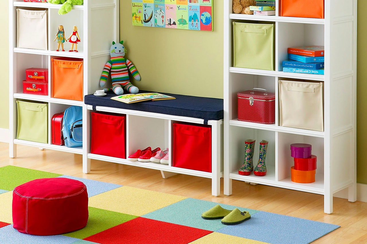 Dicas De Arruma O L Para Casa Kid To Kid ~ Organizando O Quarto De Brinquedos