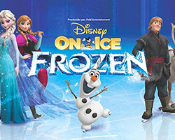 Disney on Ice apresenta Frozen!