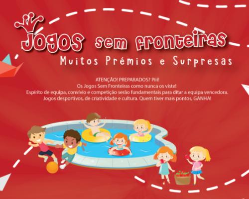 Férias de Verão Toda-a-Prova: Jogos sem Fronteiras