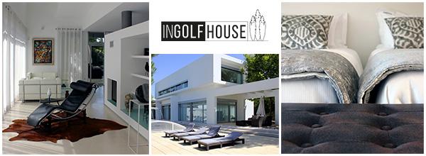 InGolf House...um local perfeito, perto de Lisboa, longe da confusão!