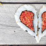 Receita…bem romântica para os mais apaixonados!