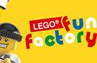 Maior LEGO® Fun Factory