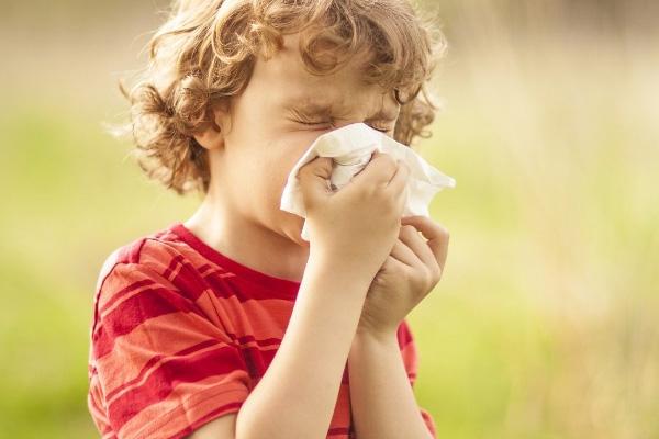 Diga NÃO às alergias!
