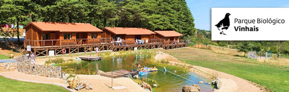 Para uma escapadinha no campo, o Parque Biológico de Vinhais