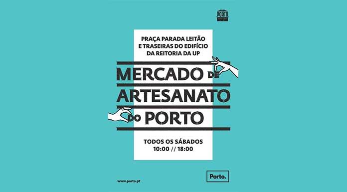 mercado artesanato porto