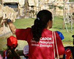 Jardim Zoológico realiza Workshops Pedagógicos em Fevereiro