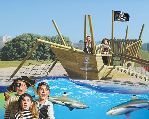 Festival de Piratas toma de assalto o SEA LIFE