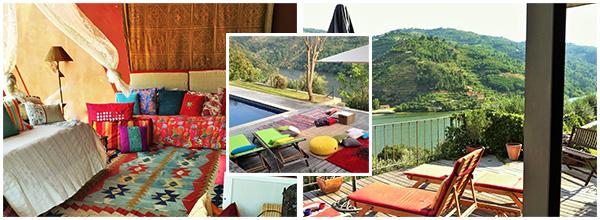 Uma Escapadinha nas margens do Douro... Quinta Porto de Rei Farmhouse – Douro Valley