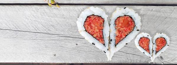 Receita...bem romântica para os mais apaixonados!