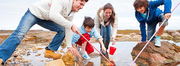 Benefícios das atividades ao ar livre