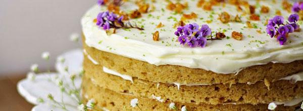 Para acolher a Primavera nada melhor que... o seu próprio bolo!