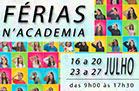 Férias de Verão na Academia de Teatro do Porto