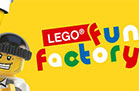 Maior LEGO® Fun Factory