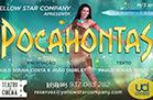Pocahontas - musical para crianças com a magia do teatro e cinema