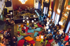 Concertos para crianças no Hard Rock Café Lisboa: com pequeno almoço e banda divertida