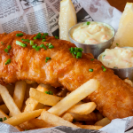 Fish and chips – um mimo especial para alguém especial
