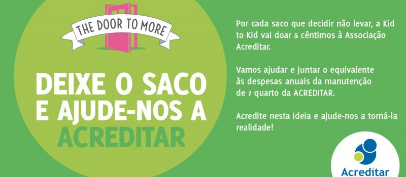 Saco Solidário